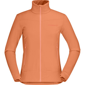 Norrøna Falketind Warm1 Stretch Jacke Damen flamingo